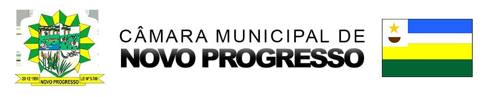 Câmara Municipal de Novo Progresso | Gestão 2019-2020